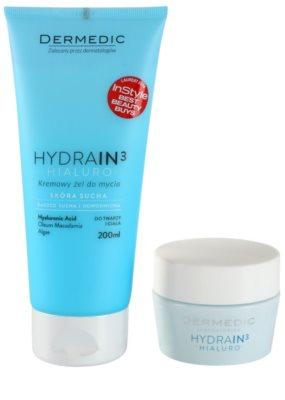 Dermedic Hydrain3 Hialuro козметичен пакет  IV. 1