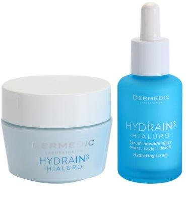 Dermedic Hydrain3 Hialuro kosmetická sada VI. 1