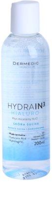 Dermedic Hydrain3 Hialuro мицеларна вода