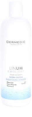 Dermedic Linum Emolient fürdőolaj száraz és atópiás bőrre