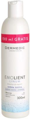 Dermedic Linum Emolient Emulsion für das Bad