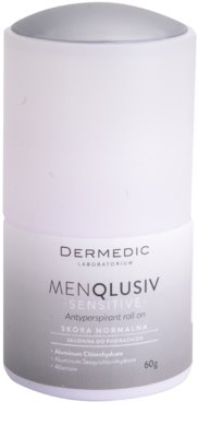 Dermedic Menqlusiv Sensitive antitranspirante roll-on