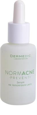 Dermedic Normacne Preventi sérum para poros dilatados para pele mista e oleosa