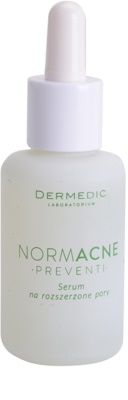 Dermedic Normacne Preventi serum za razširjene pore za mešano in mastno kožo
