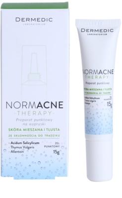 Dermedic Normacne Therapy traktament local impotriva acneei 2