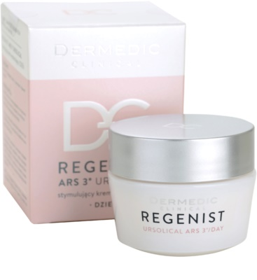Dermedic Regenist ARS 3° Ursolical stimulujúci a posilňujúci denný krém 2