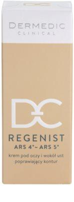 Dermedic Regenist ARS 4°- ARS 5° Anti-Falten Creme Für Lippen und Augenumgebung 4