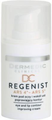 Dermedic Regenist ARS 4°- ARS 5° krem przeciwzmarszczkowy okolice oczu i usta