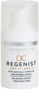 Dermedic Regenist ARS 4°- ARS 5° krema proti gubam za okoli oči in ustnic