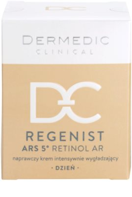 Dermedic Regenist ARS 5° Retinol AR intenzivna gladilna dnevna krema 4