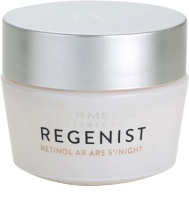 Dermedic Regenist ARS 5° Retinol AR creme de noite intensivo renovador