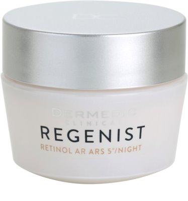 Dermedic Regenist ARS 5° Retinol AR интензивен възстановяващ нощен крем