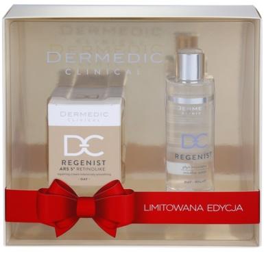 Dermedic Regenist ARS 5° Retinol AR косметичний набір I.