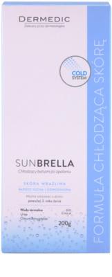Dermedic Sunbrella охлаждащ балсам след слънчеви бани 3