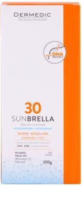 Dermedic Sunbrella védő tej SPF 30 2