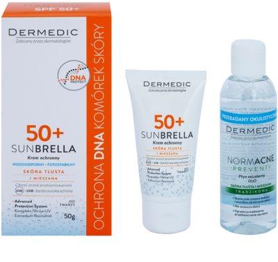 Dermedic Sunbrella косметичний набір IV. 1