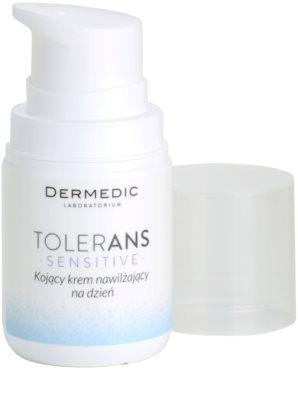 Dermedic Tolerans успокояващ дневен хидратиращ крем 1