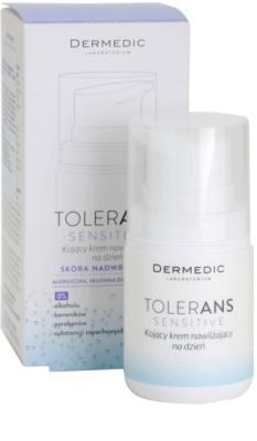 Dermedic Tolerans успокояващ дневен хидратиращ крем 2