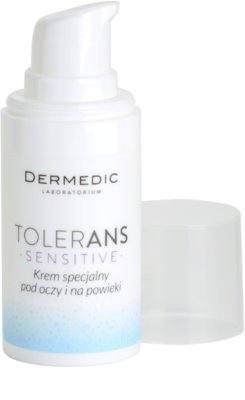 Dermedic Tolerans изглаждащ околоочен крем 1