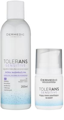 Dermedic Tolerans set cosmetice I. 1