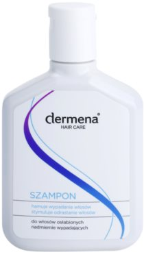 Dermena Hair Care szampon wzmacniający przeciw wypadaniu włosów
