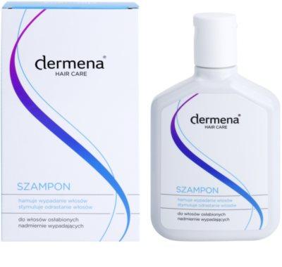 Dermena Hair Care szampon wzmacniający przeciw wypadaniu włosów 1