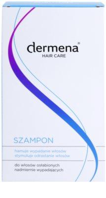 Dermena Hair Care szampon wzmacniający przeciw wypadaniu włosów 2