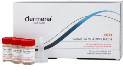 Dermena Hair Care Men intensywna ochrona przeciw wypadaniu włosów