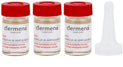 Dermena Hair Care Men intensywna ochrona przeciw wypadaniu włosów 1
