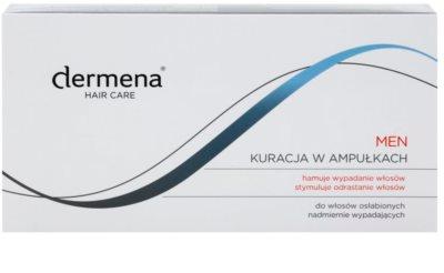 Dermena Hair Care Men intensywna ochrona przeciw wypadaniu włosów 2