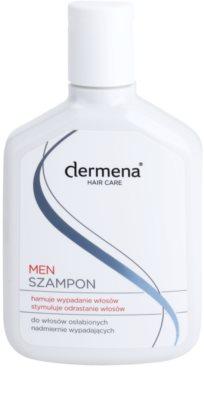 Dermena Hair Care Men szampon wzmacniający przeciw wypadaniu włosów