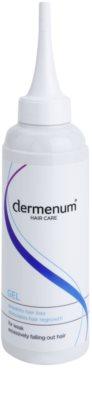 Dermenum Hair Care gel estimulante para dar fuerza al cabello
