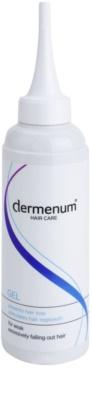 Dermenum Hair Care stimuláló gél a haj megerősítésére