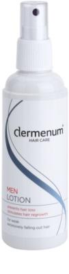 Dermenum Hair Care Men regenerační péče pro růst vlasů a posílení od kořínků