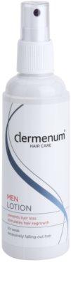 Dermenum Hair Care Men възстановителна грижа за разстеж на косата и укрепване от корените