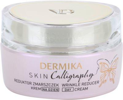 Dermika Skin Calligraphy дневен крем, намаляващ бръчки SPF 15