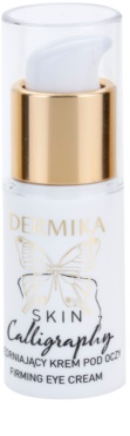 Dermika Skin Calligraphy crema reafirmante para contorno de ojos