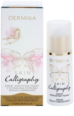 Dermika Skin Calligraphy öregedés jeleit csökkentő arcszérum 2