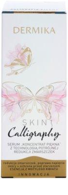 Dermika Skin Calligraphy öregedés jeleit csökkentő arcszérum 3