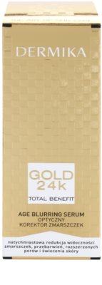 Dermika Gold 24k Total Benefit sérum rejuvenecedor anti-edad 2