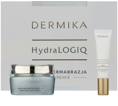 Dermika HydraLOGIQ косметичний набір I.