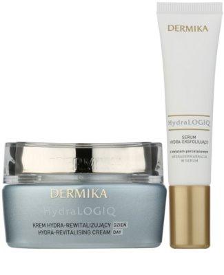 Dermika HydraLOGIQ lote cosmético I. 1