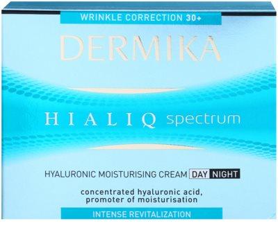 Dermika Hialiq Spectrum krem nawilżający z kwasem hialuronowym 2