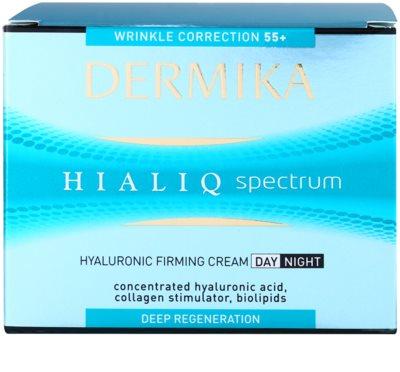 Dermika Hialiq Spectrum stärkende Krem mit Hyaluronsäure 2