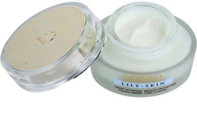 Dermika Lily Skin upiększający krem ochronny SPF 20 1