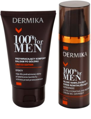 Dermika 100% for Men Kosmetik-Set  III. 2