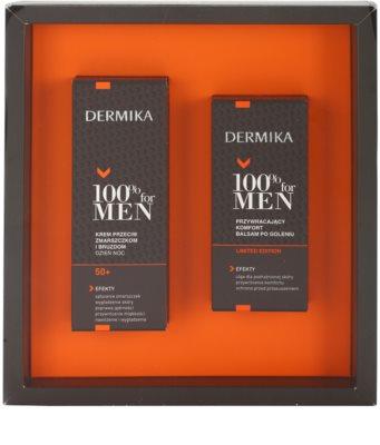 Dermika 100% for Men zestaw kosmetyków II.