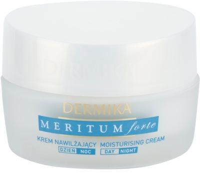 Dermika Meritum Forte crema hidratante para pieles normales y secas