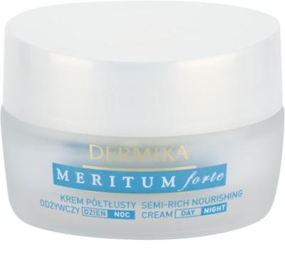 Dermika Meritum Forte krem odżywczy do skóry suchej i wrażliwej