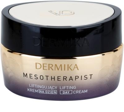 Dermika Mesotherapist crema de zi cu efect lifting  pentru ten matur